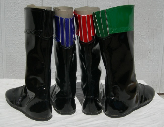 Japanese Racing Boots